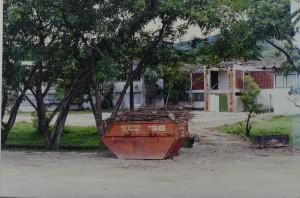 MIP, 1999 - Demolição prédio antigo